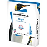 Hammermill Printer Paper, 20 lb Copy Paper, 8.5 x 11 - 1 Ream (500 Sheets) - 92 Bright, Made in the USA