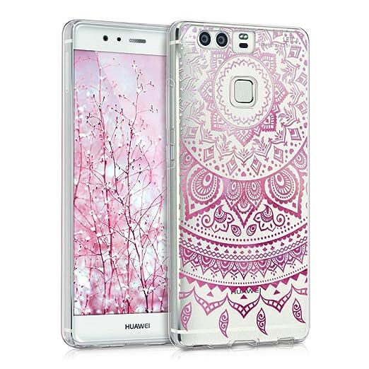 38 opinioni per kwmobile Cover per Huawei P9- Custodia in silicone TPU- Back case protezione
