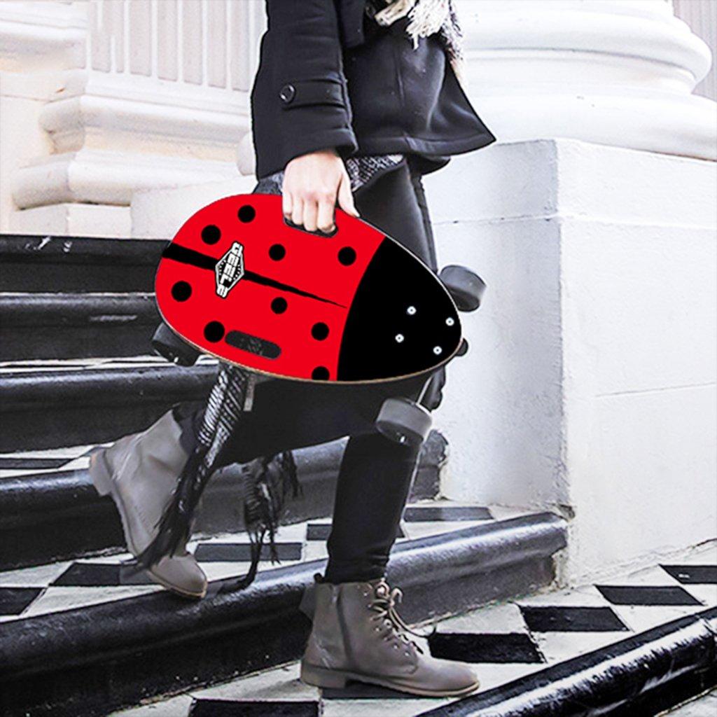 贅沢 ドリフトボードフリーラインスケートフラッシュアダルトチルドレンプロフェッショナルスケートボーダートラベルサイレント4輪ダイナミックボード Red Red B07FLX5QTR B07FLX5QTR Red Red, Seed (シード):72909715 --- a0267596.xsph.ru