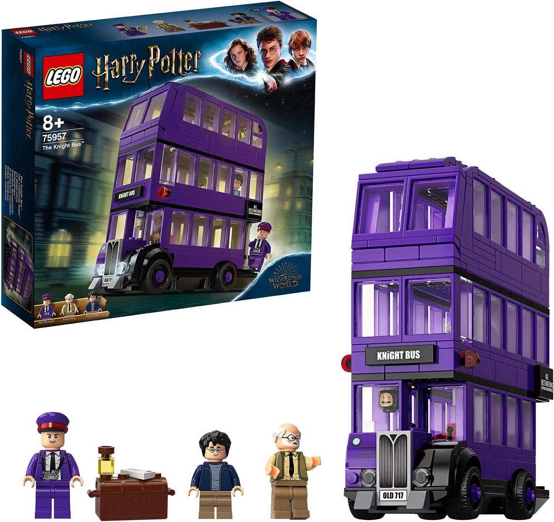 LEGO Harry Potter - Autobús Noctámbulo, Juguete de Construcción ...