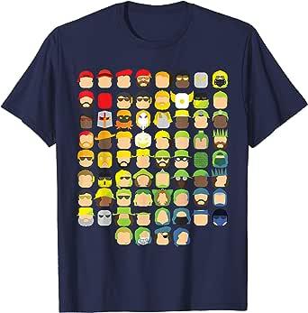 Amazon Com Arsenal Cast T Shirt Clothing