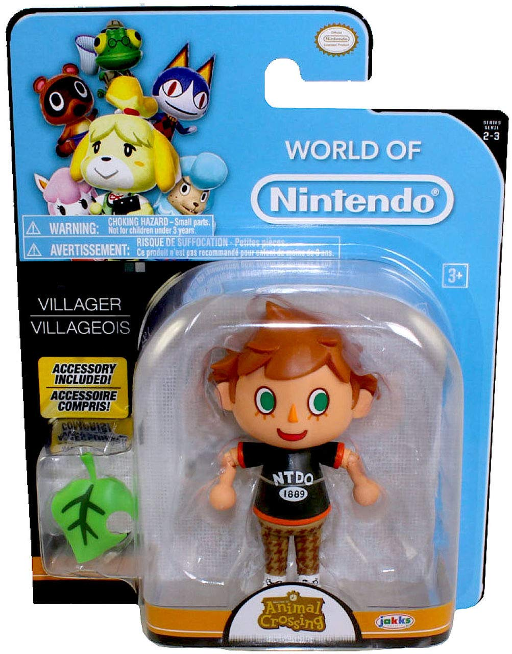 pick up cheapest price classic shoes Amazon.com: Animal Crossing Villager with Accessory 4 ...