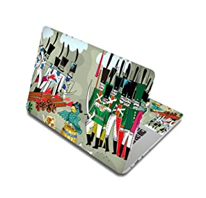 Football Laptop Sticker Basketball Notebook Skin Computer Stickers For Acer/Dell/Asus/Mi Pro/Lenovo,17 Inch,Laptop Skin 7