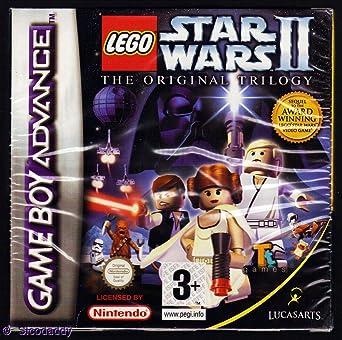 Amazon Lego Star Wars II The Original Trilogy GBA Video Games
