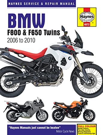 Bmw F800 F800S F800ST Repair Manual Haynes Service Manual ... F S Wiring Diagram on