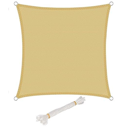 Toldo Vela De Sombra Rectangular Toldos Ikea Prevención