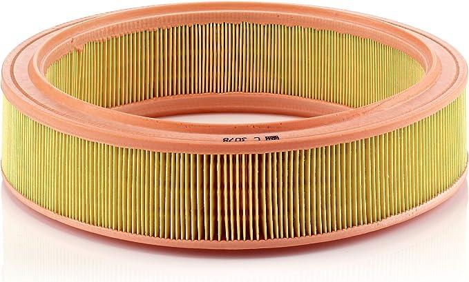 Original Mann Filter Luftfilter C 3078 Für Pkw Auto