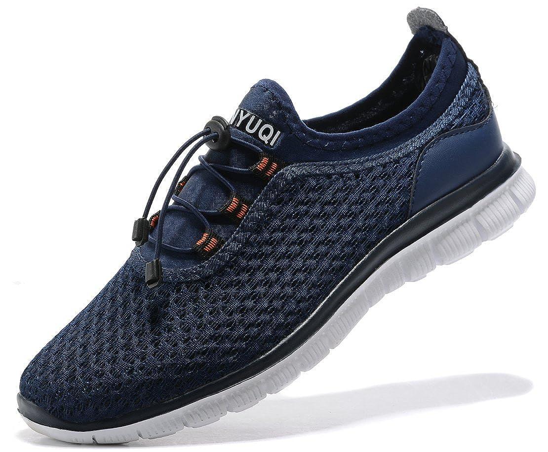 SIBARU Women's Mesh Lightweight Athletic Running Shoes Comfortable Casual Sneakers ¡