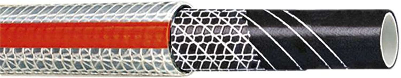 /Ø 19mm 20m Trait/é Anti UV En PVC Vert Tuyau darrosage guip/é Werkapro 10716