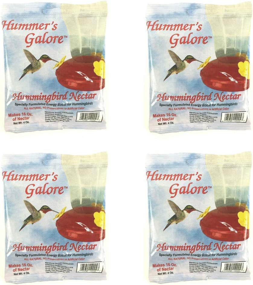 Hummingbird Nectar [Package of 4]