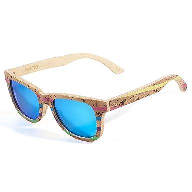 5e691b4c181 Image Unavailable. Image not available for. Color  Mini Tree Men Bamboo  Sunglasses Polarized ...
