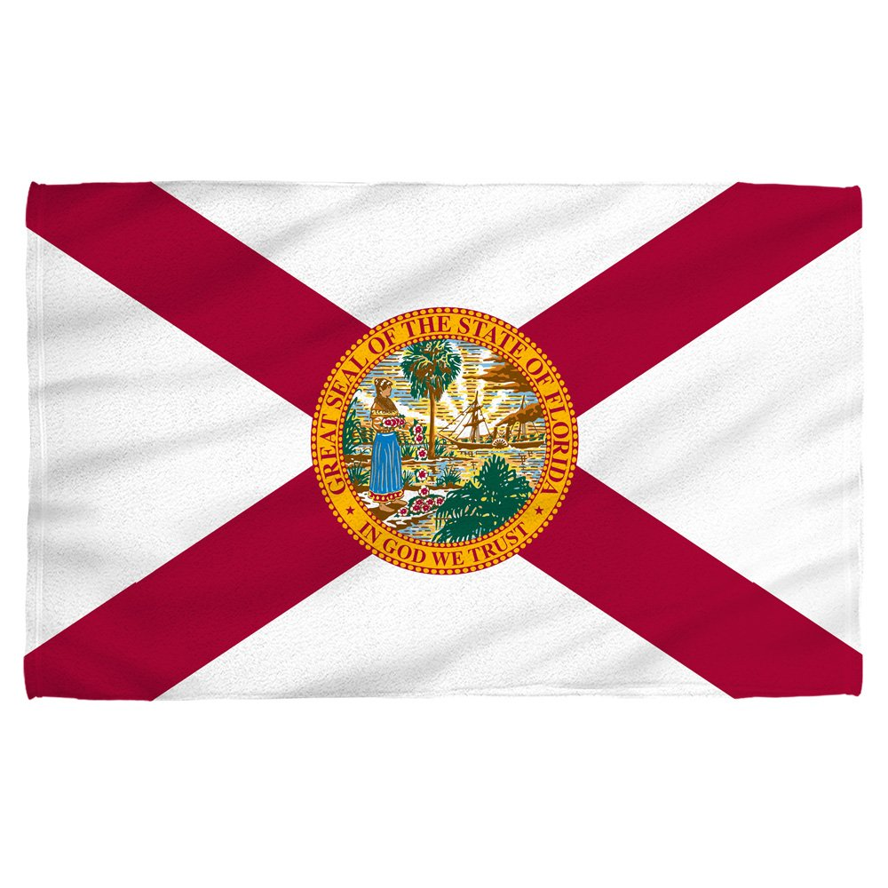 Florida State Flag -- Beach Towel
