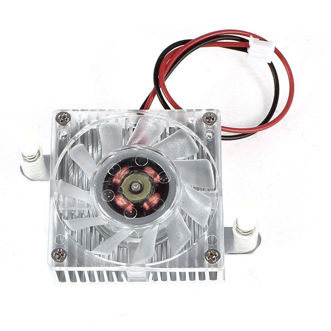 40mm collarín de embrague ventilador disipador de calor para la tarjeta de vídeo VGA: Amazon.es: Electrónica