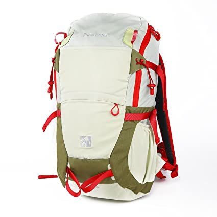 Amazon.com : PURELANd Internal Frame Backpack with Rescue Whistle ...
