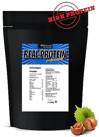 proteinpulver haselnuss