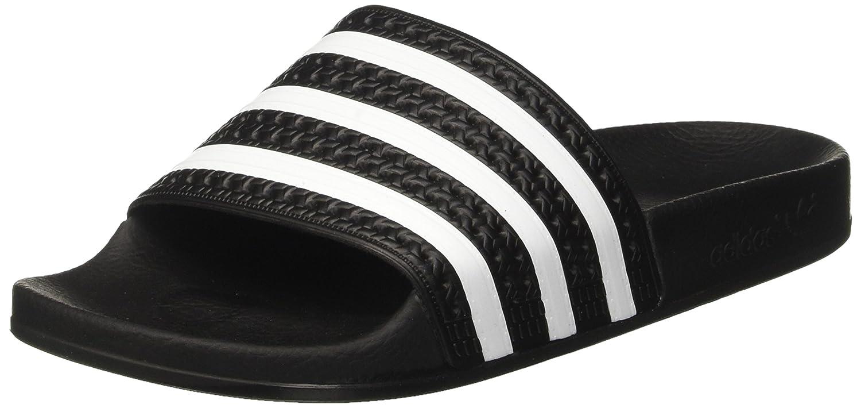 Schwarz(Cschwarz Weiß Cschwarz 280647) adidas Unisex-Erwachsene Originals Originals Originals ADILETTE Bade Sandalen  Outlet-Verkauf