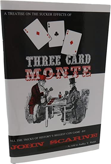 with three card