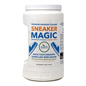 Wash Safe Industries WS-SM-3LB Sneaker Magic Premium Sneaker Cleaner, 3lb Bottle