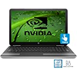 """HP Touch 15t Gaming Edition Intel i7 up to 3.5Ghz 15.6"""" FHD LED 2TB 16GB B&O Audio WiFi HDMI NVIDIA 2GB (Certified Refurbished)"""