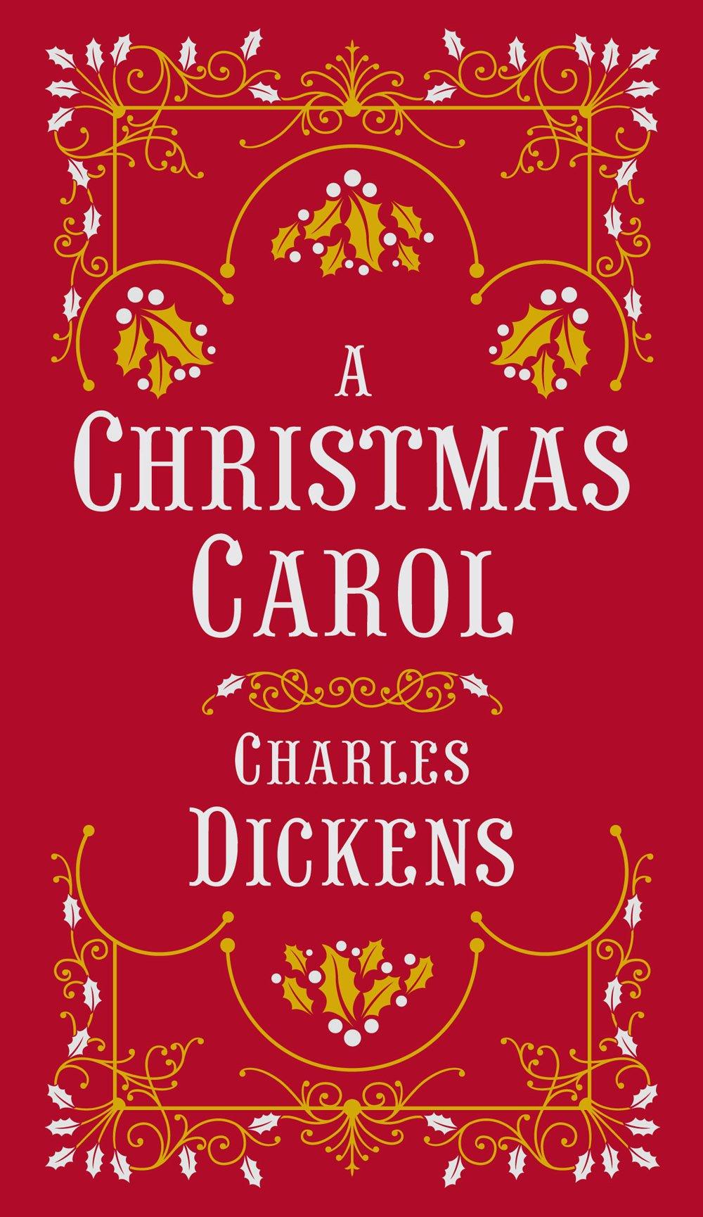 Amazon.com: A Christmas Carol (Barnes & Noble Collectible Editions ...