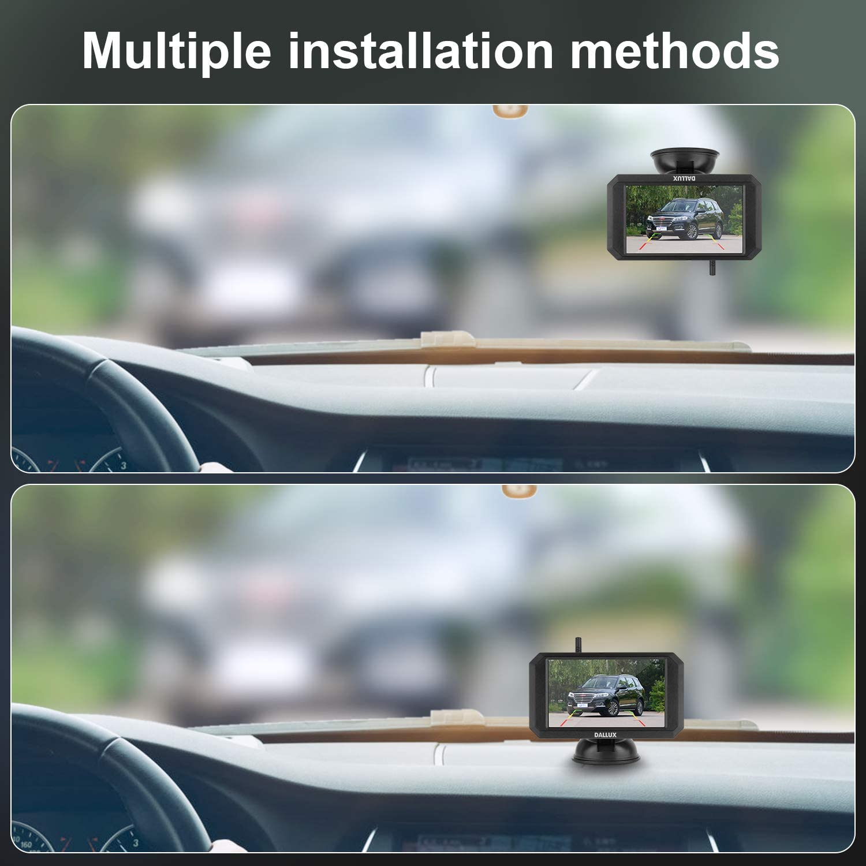 Dallux Wireless Backup Camera Review