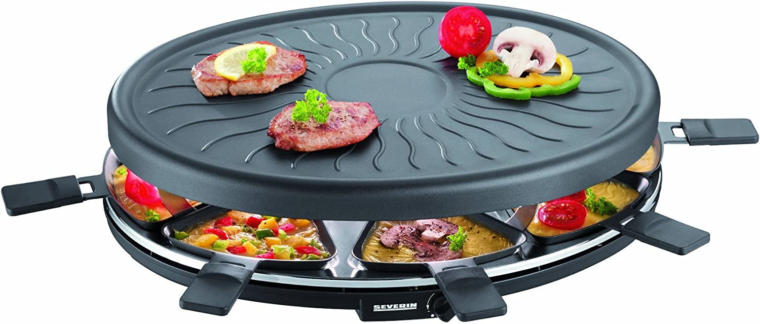 raclette grill severin 2681