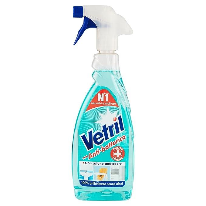 4 opinioni per Vetril- Anti-batterico, con Azione Anti-odore- 6 pezzi da 650 ml [3900 ml]