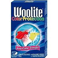 Woolite - Toallitas Color Protect - 10 Unidades