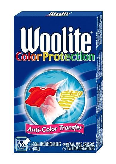 Woolite Toallitas Color Protect - 10 toallitas