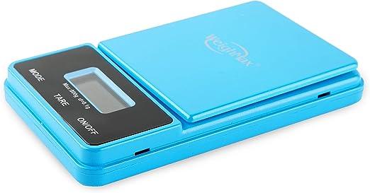 Amazon.com: Weighmax NJ800 Ninja Digital Pocket Scale ...