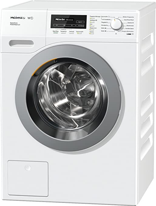 Miele WKF311 WPS SpeedCare Independiente Carga frontal 8kg 1400RPM ...
