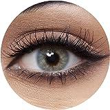Anesthesia Addict Blue Unisex Contact Lenses, Anesthesia Cosmetic Contact Lenses, 6 Months Disposable - Addict Blue…