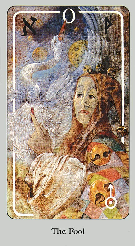 US Games Haindl Tarot Deck by US Games (Image #2)