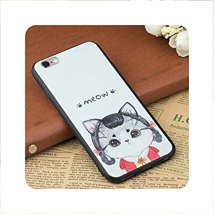 Funda Apple Iphone 6 6s 7 8 y Plus Silicon Case Holi