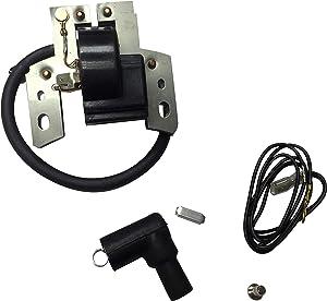 ENGINERUN 802574 Ignition Coil Magneto Armature Compatible with Briggs and Stratton 802574