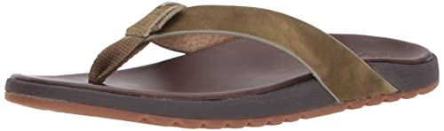 Contoured Voyage Le, Chanclas para Hombre, Marrón (Brown/Grey BGY), 47 EU Reef