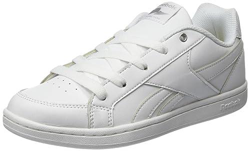 reebok Royal Prime, Zapatillas Unisex Niños, Blanco (White/Silver 0), 35 EU: Amazon.es: Zapatos y complementos