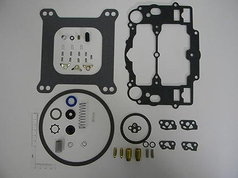 Amazon com: Auto-Moto Carburetor Rebuild Kit For Edelbrock 1477 1400