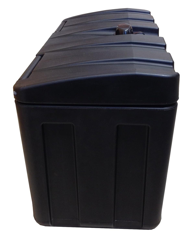 pl/ástico Caja de herramientas para enganche de remolques de veh/ículos