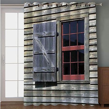 iPrint cortina para puerta de patio, diseño geométrico, líneas de cuadrícula de Maze, diseño geométrico, inspirado