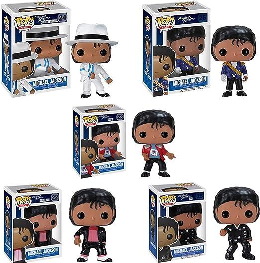 POP Michael Jackson decorazione auto Color : B