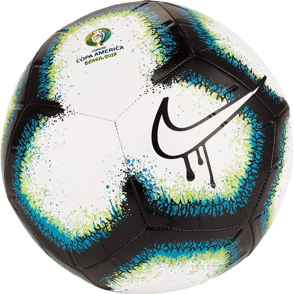 Nike Copa America NK Strk Balon de fútbol, Unisex Adulto, Black ...