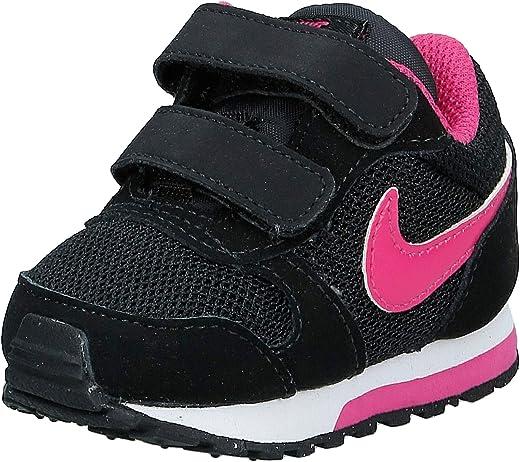 حذاء رياضي ام دي رانر 2 (تي دي في) بياقة منخفضة للاطفال الرضع من الجنسين من نايك