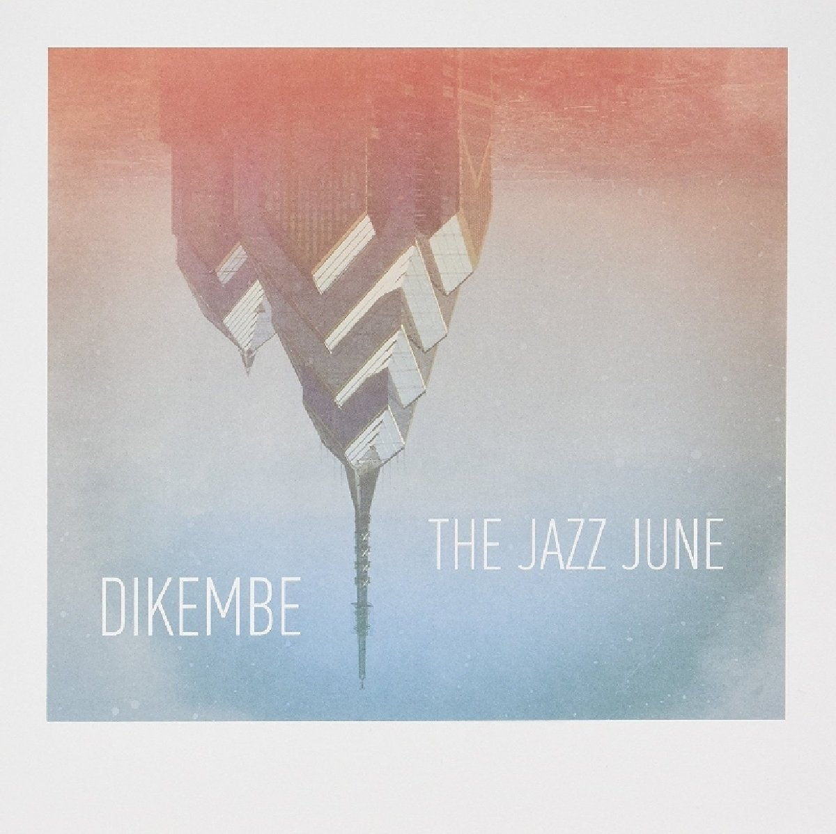 Vinilo : DIKEMBE / JAZZ JUNE - Split (Clear Vinyl)