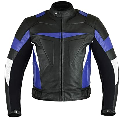 Stormwise Mens Fashion Evil Resident Leather Jacket