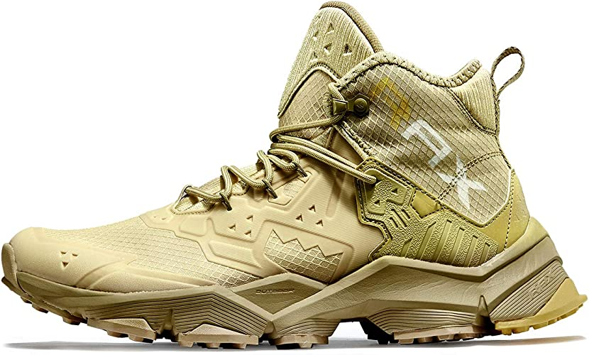 RAX Men's Cushioning Hiking Boots