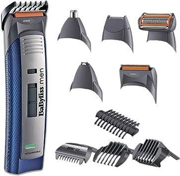 BaByliss E836XE - Kit de corte de pelo, multigroom, maquinilla ...