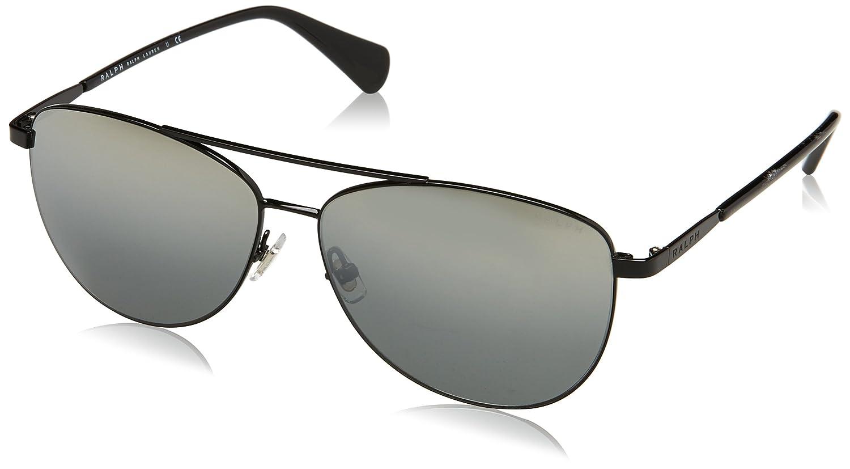 Amazon.com: anteojos de sol Ralph RA 4122 323488 negro: Shoes