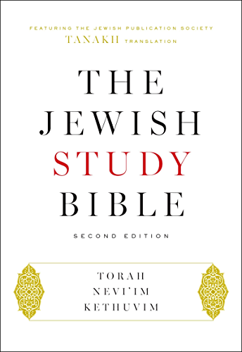 The Jewish Study Bible: Second Edition