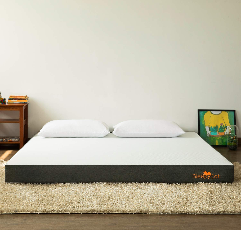 SleepyCat - Orthopedic Gel Memory Foam Mattress